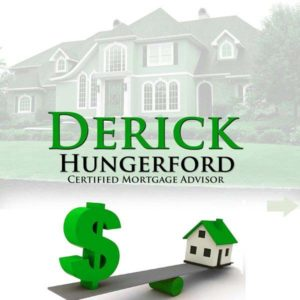 derick hungerford certified mortgage advisor