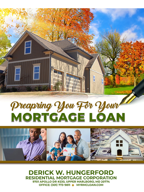 Preparing for your mortgage loan