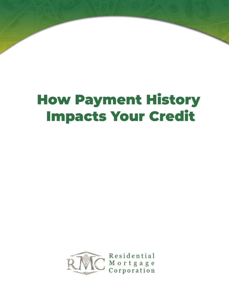 how payment history impacts your credit
